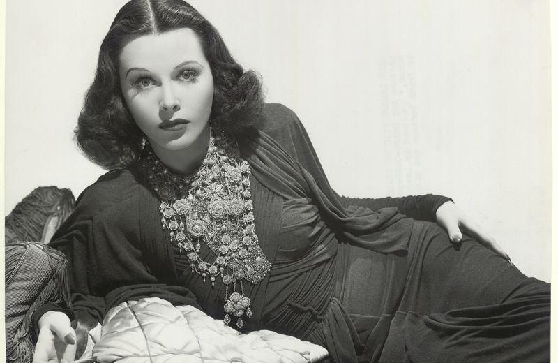 Hedy Lamarr in I Take This-Woman